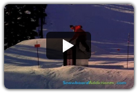 How To Frontside Boardslide (Regular): Snowboard Addiction